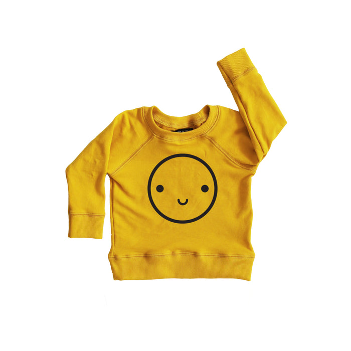 SALE Happy Sweatshirt