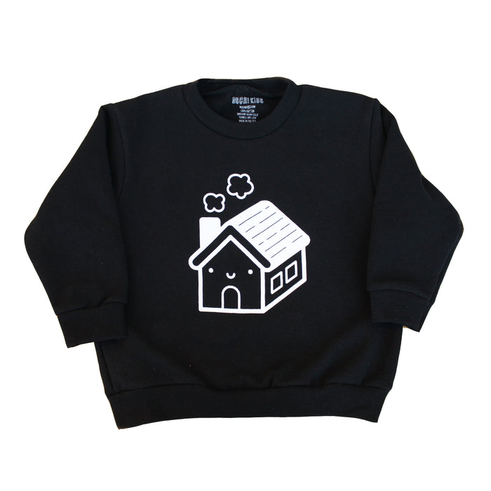 Limited Edition Kawaii Cozy House Kids Sweatshirt