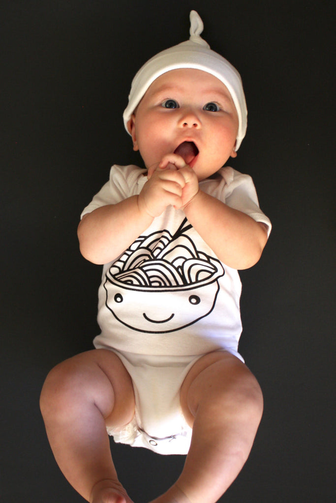 Happy Soba Bodysuit