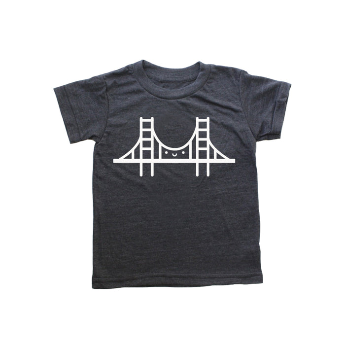 Kawaii Bridge Baby + Kids tee