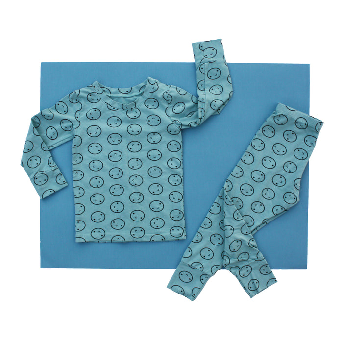 Georgia Blue Happy Pajamas