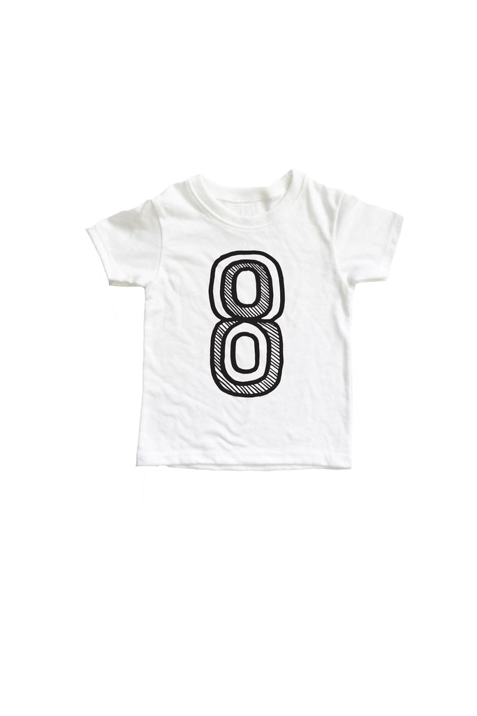 Number Eight Tee