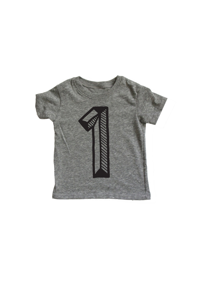 Number One Tee