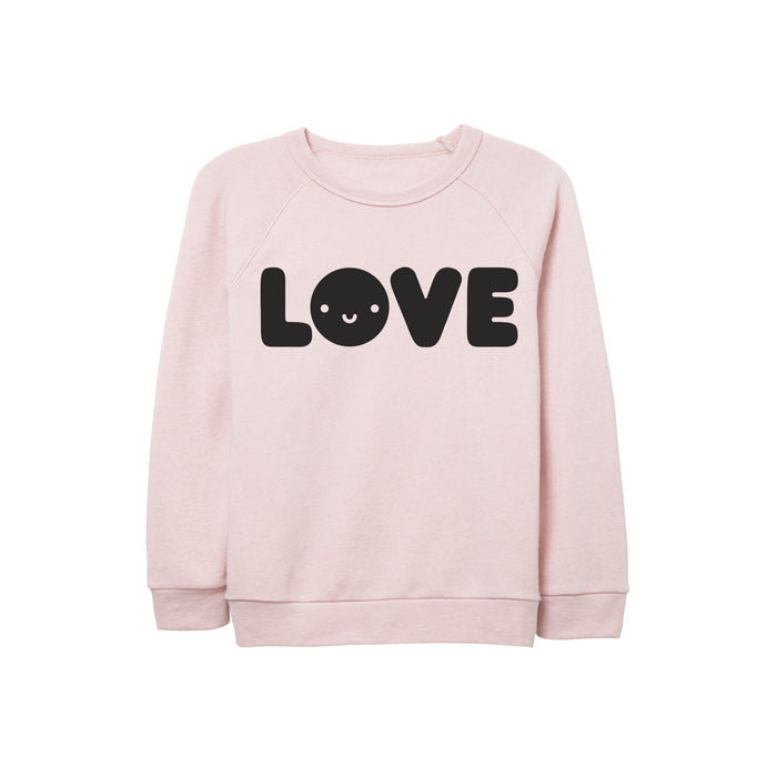 LOVE Baby + Kids + Adult Sweatshirt PREORDER