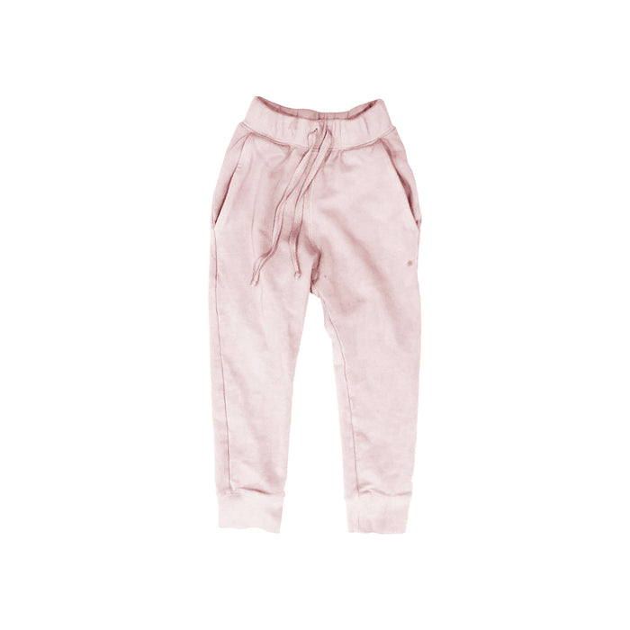 SALE Cherry Blossom Pink Baby + Kids Sweatpants