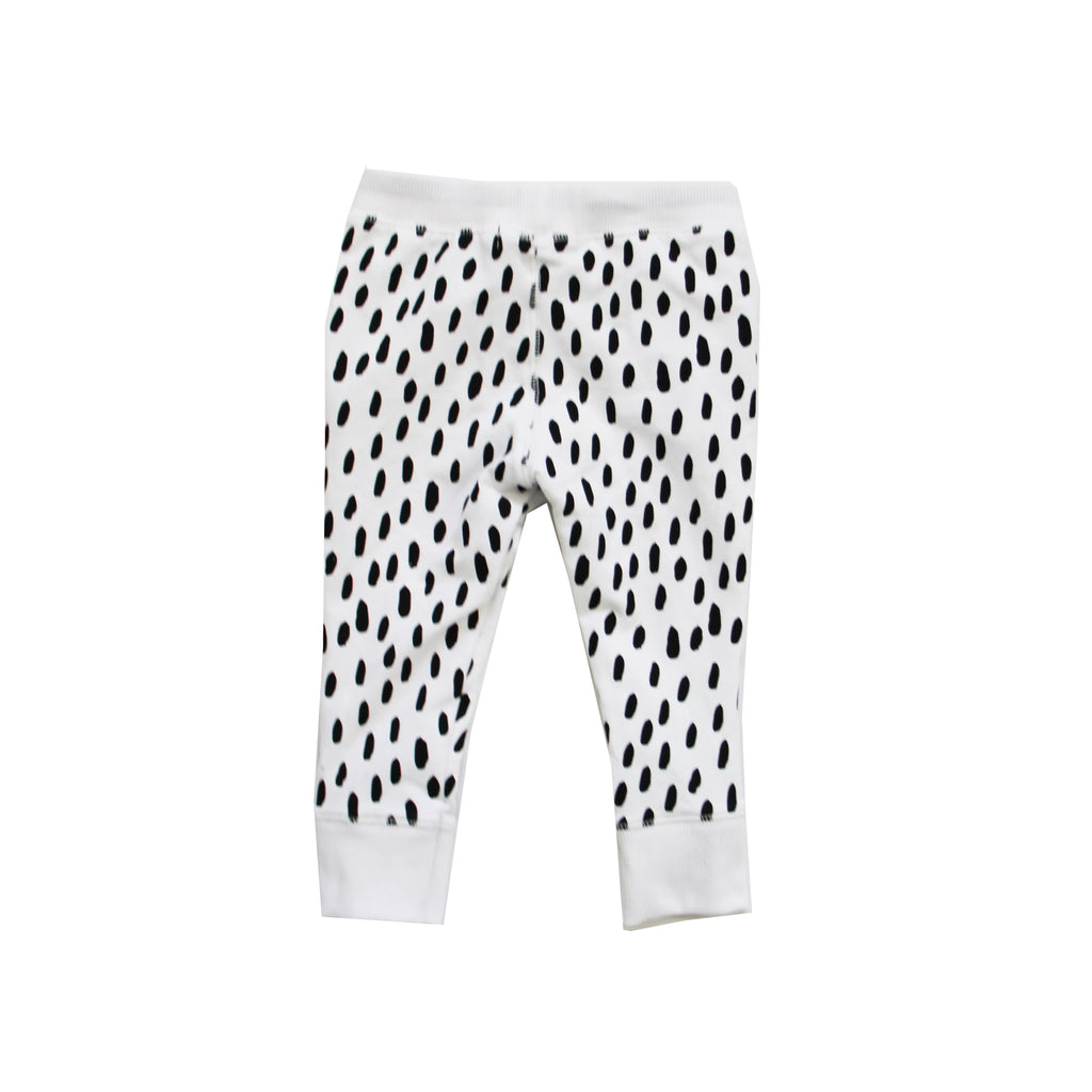 SALE White Rice Joggers