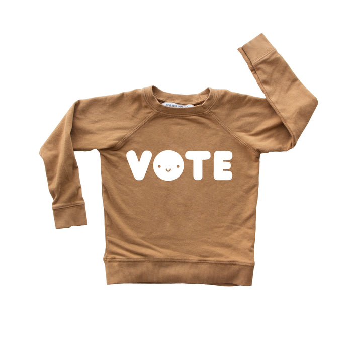 VOTE Baby + Kids Sweatshirt