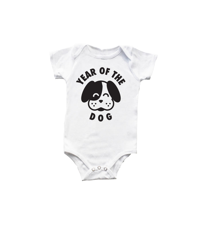 Year of the Dog Bodysuit