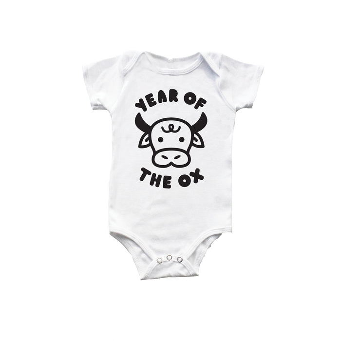 Year of the Ox Bodysuit