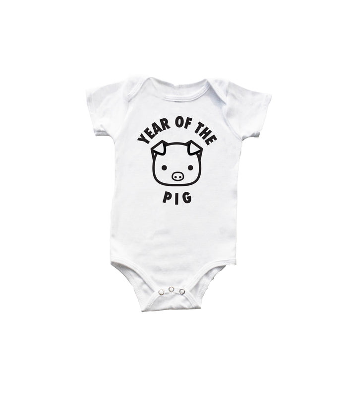 Year of the Pig Bodysuit