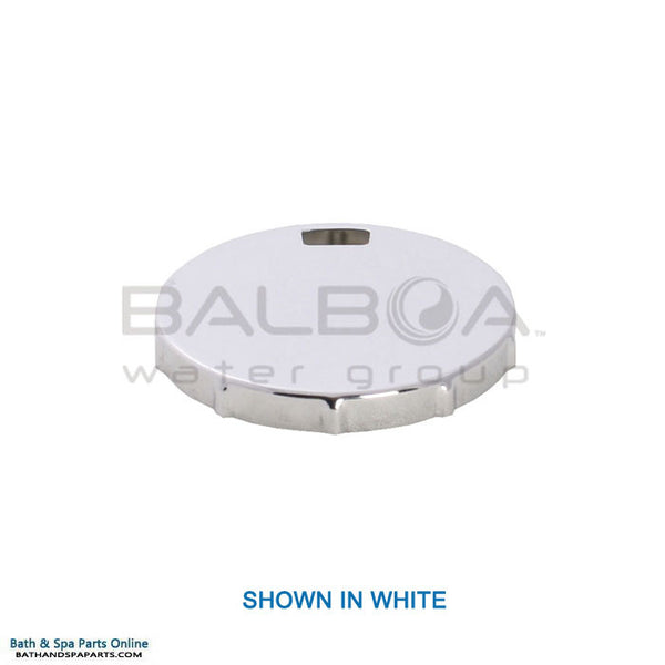 Balboa Slimline Air Control Escutcheon [Polished Chrome] (10-2317M PC)