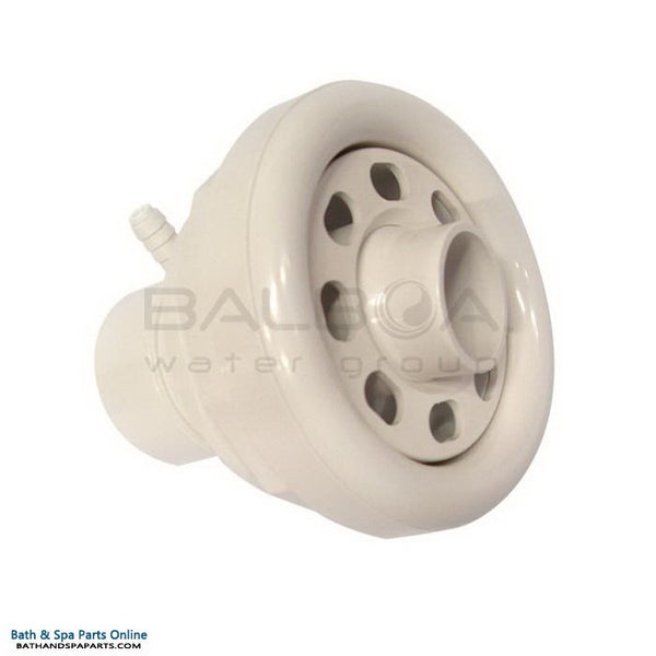 "Balboa Cloudburst Jet Assembly With 3/4"" Nozzle [White] (10-8300WHT)"