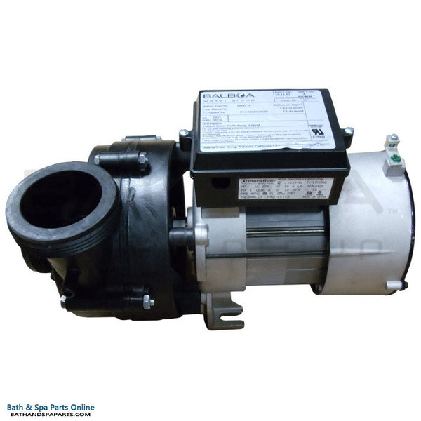 Balboa Vico Ultimax (Niagara) 3.0 HP Spa Pump [GE] [1-Speed] [230V] [6.0 Amps] [56 Frame] (1016176)