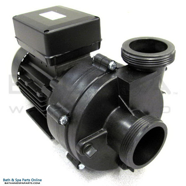 Balboa Vico Ultimax (Niagara) 1.0 HP Spa Pump [SI] [2-Speed] [230V] [5.7/1.5 Amps] [80 Frame] [HV] (1023027)