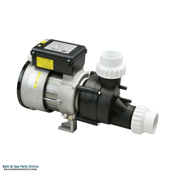 Balboa .75 HP WOW Bath Pump [115V] [7.5 Amps] [1-Speed] [86GPM] [Electronic] [W/Phone Cord] (1050038)