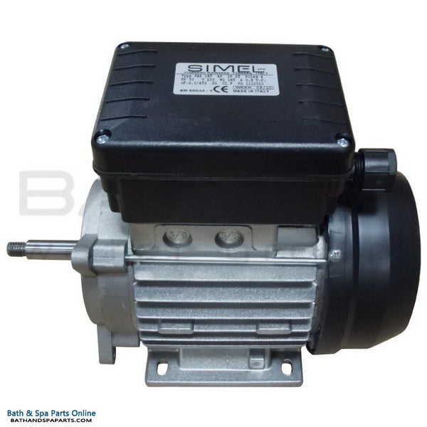 Balboa .25 HP Replacement Motor [SI] [0010] [1-Speed] [HV] (1112013)