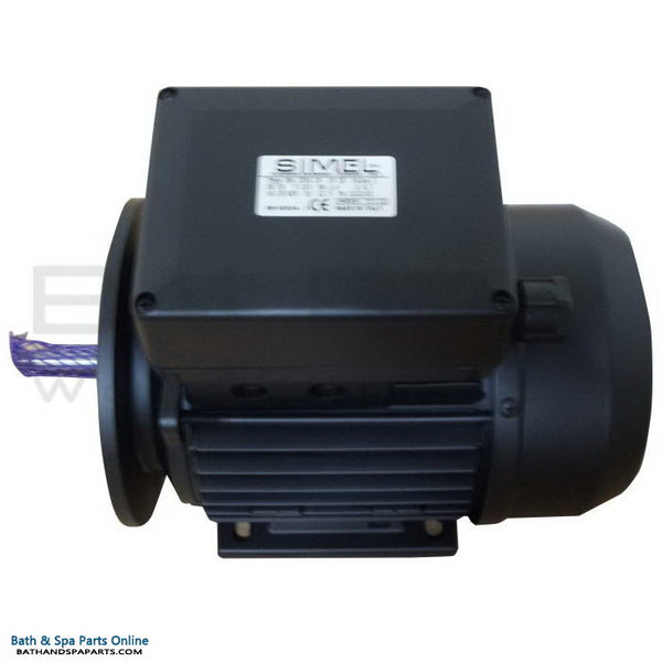 Balboa 2.0 HP Replacement Motor [SI] [042] [1-Speed] [HV] [48 Frame] (1112102)