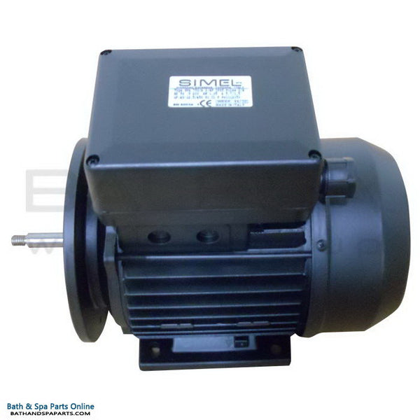 Balboa 1.0 HP Replacement Motor [SI] [041] [2-Speed] [HV] [48 Frame] [5.7 Amps] (1112353)