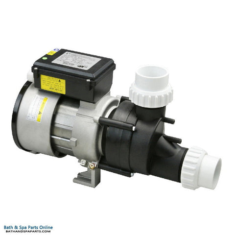 Balboa 1.0 HP Power WOW Bath Pump [1-Speed] [115V] [7 Amps] [Electronic] (1011083)