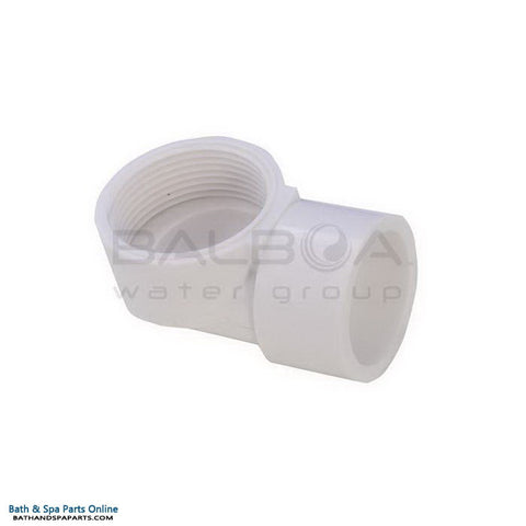 "Balboa 1"" Lo Profile 90 Degree Nut [Slip/Threaded] (31-6200)"
