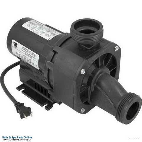 Balboa 1.5 HP Gemini Plus II NR4A-C Bath Pump With Air Switch/Cord [120V] [12.5 Amps]  (0060F88C)