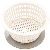 Waterway Dyna-Flo Low Profile Skimmer Basket [White] (500-2680)