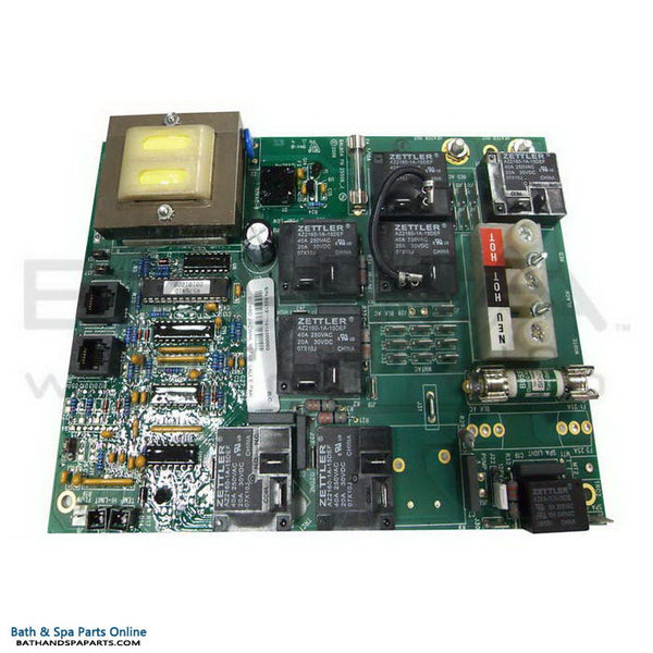 Balboa Circuit Board - Jacuzzi Whirlpool [R574/576] Value System (52213)