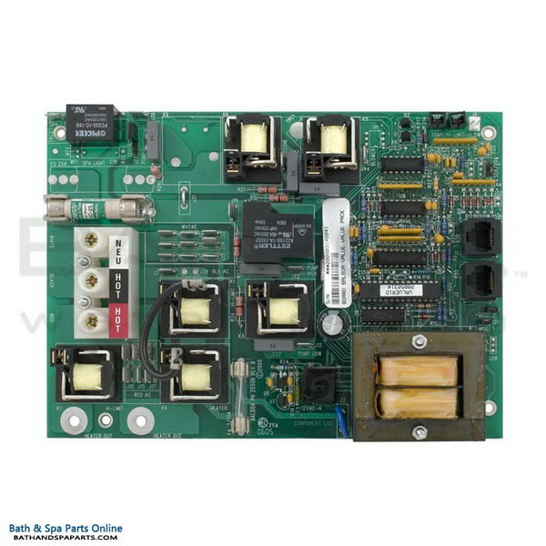 Balboa Circuit Board - Great Lakes [VALUE3 GPM] Value Pack (52569)