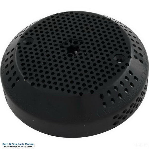 "Balboa 3.75"" Suction Cover [VGB 2008] [124 GPM] [Black] (30173U-BK)"