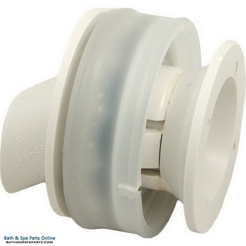 Balboa Magnassage Single Port Flow Path Assembly [White] (56-4821WHT)