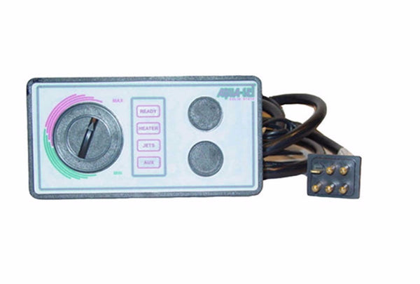 Allied/Len Gordon Aqua-Set Topside Panel - [2 Button] [120V] [10 Foot Cord] (930630-516)