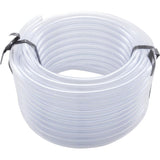 "Generic Clear Vinyl Air/Water Tubing [3/8"" ID x 1/2"" OD] [50ft Roll] (55-270-1512)"