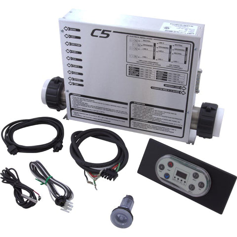 United Spas CB Electronic Control Box [Heater On Bottom)] (HZCB)