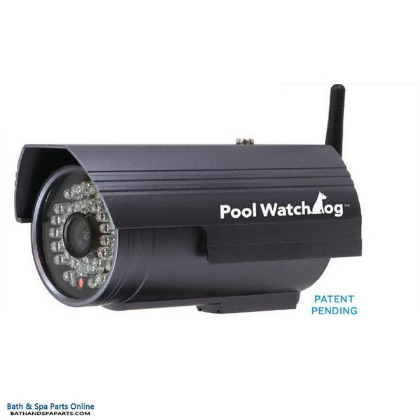 Pool Watchdog Safety WiFi Security Camera (17001-1-9)