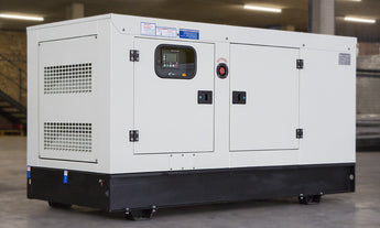 12KVA Prime / 13.2KVA Standby FAW Single Phase Silent Diesel Generator