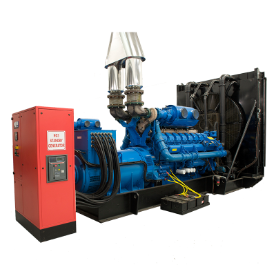 Open Type Diesel Generator Sets - InnoFES Energy - Generators Solar Power UPS Inverters Transformers Switch Gear Electronics