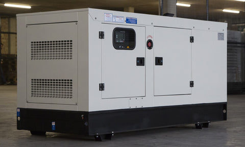 20kVA Prime / 22kVA Standby FAW Three Phase Silent Diesel Generator