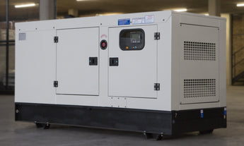 23KVA Prime / 25KVA Standby FAW Three Phase Silent Diesel Generator