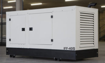 37kVA Prime / 40kVA Standby FAW Three Phase Silent Diesel Generator