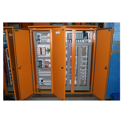 PLC/ RIO Panel - InnoFES Energy - Generators Solar Power UPS Inverters Transformers Switch Gear Electronics