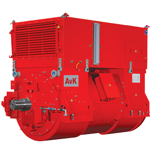 AvK DIG150 - InnoFES Energy - Generators Solar Power UPS Inverters Transformers Switch Gear Electronics