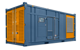 1000kVA Prime / 1100kVA Standby MTU Diesel Generator - InnoFES Energy - Generators Solar Power UPS Inverters Transformers Switch Gear Electronics