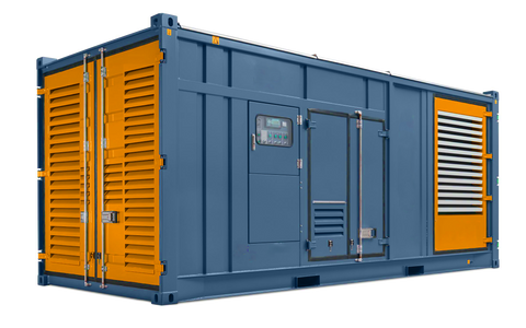750kVA - 1400kVA MTU Diesel Generators - InnoFES Energy - Generators Solar Power UPS Inverters Transformers Switch Gear Electronics