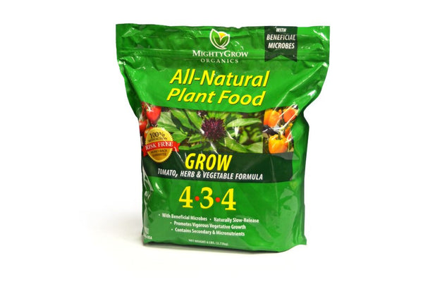 GROW Plant Food - Mighty Grow