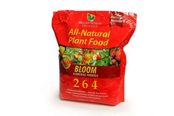 BLOOM Plant Food - Mighty Grow