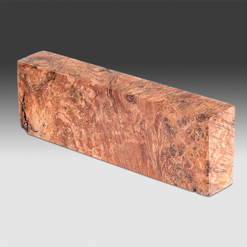 #404 Stabilized Cherry Burl