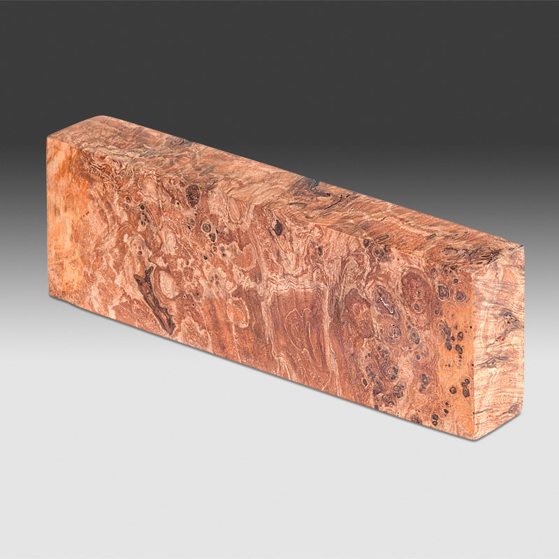 #405 Stabilized Cherry Burl