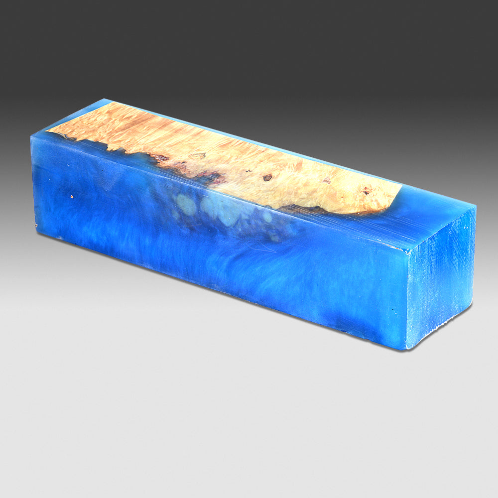 #499 Stabilized Box Elder Burl