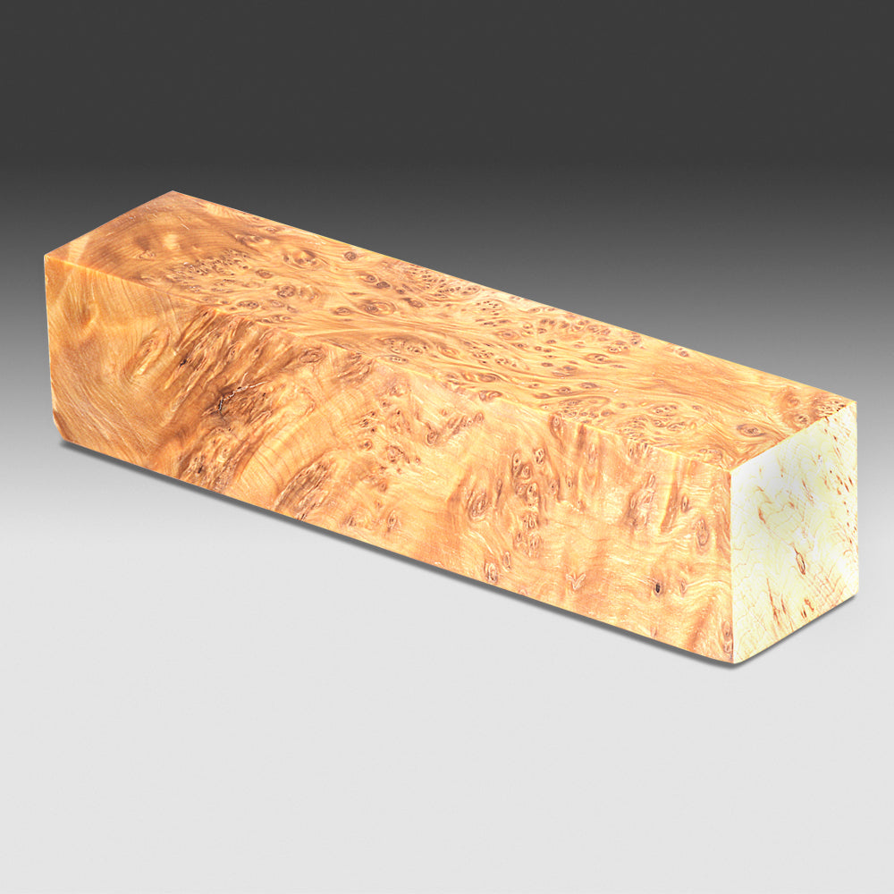 #500 Stabilized Yellow Cedar Burl