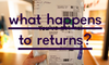 What happens to returns?
